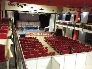 EUROPEI MASTER EPF 2012 POWERLIFTING - AREA GARA